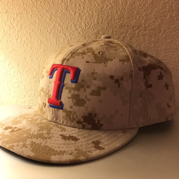 New Era Other - Texas Rangers Fitted Cap